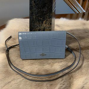 Coach Haydn Foldover Crossbody Clutch F73587